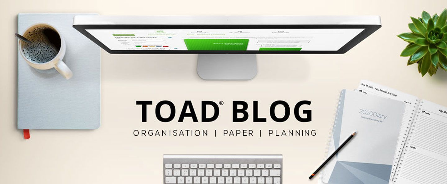 TOAD Blog