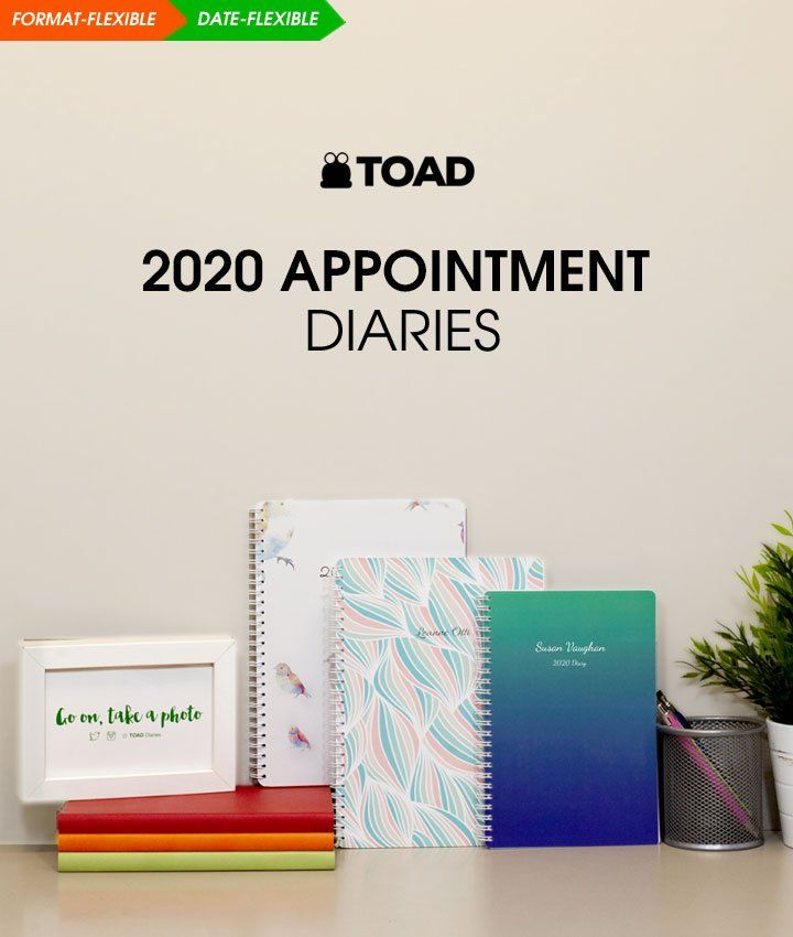 2020 Appointment Diaries