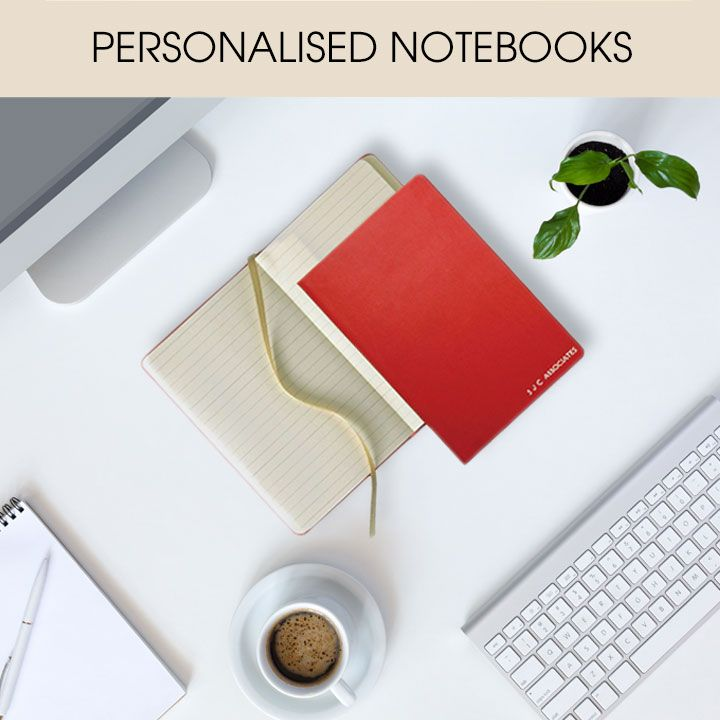 Customised Journals and Notebooks