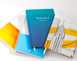 A5 Size Diary