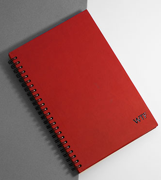 Soft cover wiro 2019 Diaries