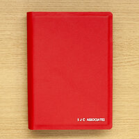 Flame Red Blue Personal Organiser (Appointments)