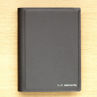 Slate Grey Personal Organiser (Appointments)