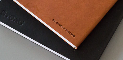 Company Branded notebooks