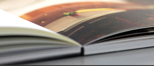 custom & personalised book printing and binding services