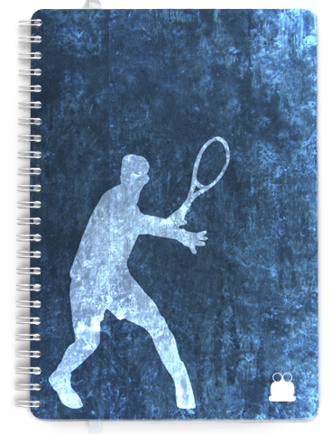 Sports & Interests 2 - Tennis (him)