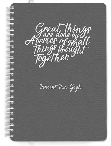 Neutral Quotes - Vincent Van Gough