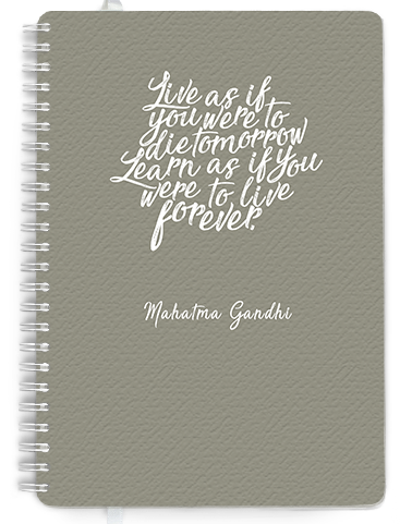 Neutral Quotes - Mahatma Gandhi