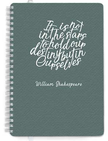 Neutral Quotes - William Shakespeare