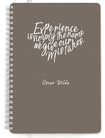 Neutral Quotes - Oscar Wilde