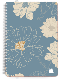 A4 - Day per Page - Flower Cover