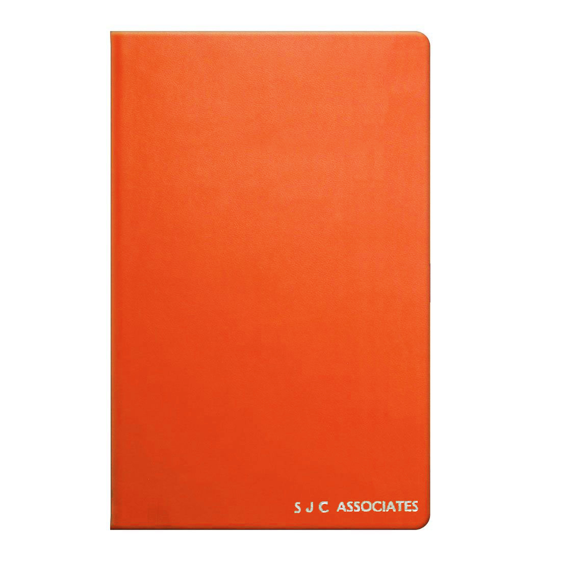 Castelli Notebook Range - Castelli Notebook - Orange
