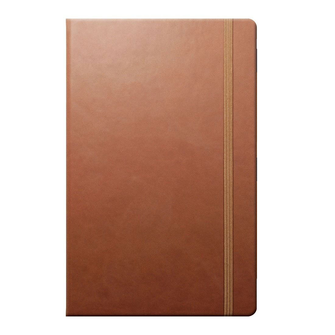 Castelli Notebook Range - Castelli Notebook - Brown