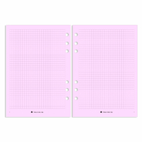 Personal - Grid - Pink