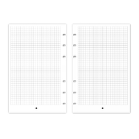 Personal - Grid Notes - White